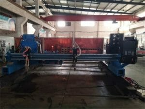 Aluminiu-Gantry-CNC-plasma-flacără-Cutting-Machine47